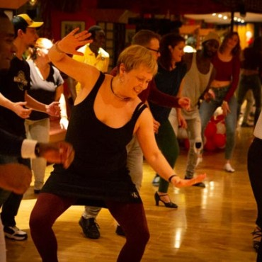 """BERLIN - GERMANY - 23.02.2020 -- Kizomba training for Karneval der Kulturen in Kubata - PHOTO: CHRISTIAN T JOERGENSEN, JOERGENSEN-RESEARCH  This image is delivered according to the terms set out in """"Terms - Prices & Terms"""" on www.joergensen-research.com/terms.html -- PHOTO: CHRISTIAN T JØRGENSEN / JOERGENSEN-RESEARCH   This image is delivered according to the terms set out in """"Terms - Prices & Terms"""" on www.joergensen-research.com/terms.html"""