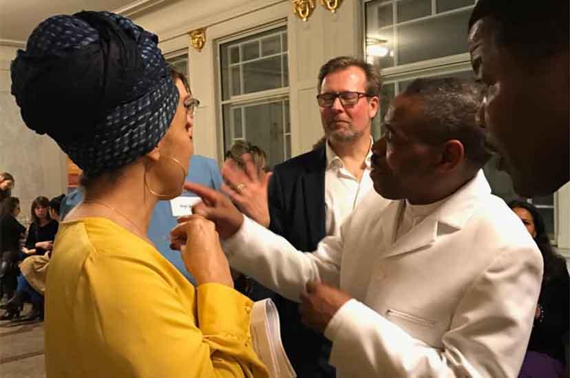 Kimogcj - Afrika Yetu Ball der Vielfalt 2020